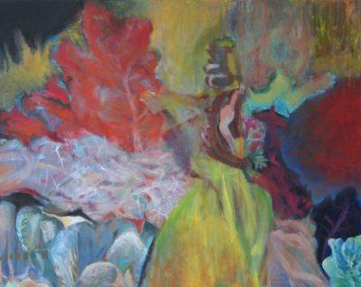 Mo Kilders - Abstrakte Komposition V