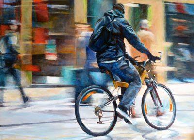 Mo Kilders - Radfahrer III