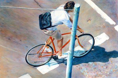Mo Kilders - Radfahrer IV
