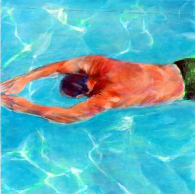 Mo Kilders - Schwimmer I