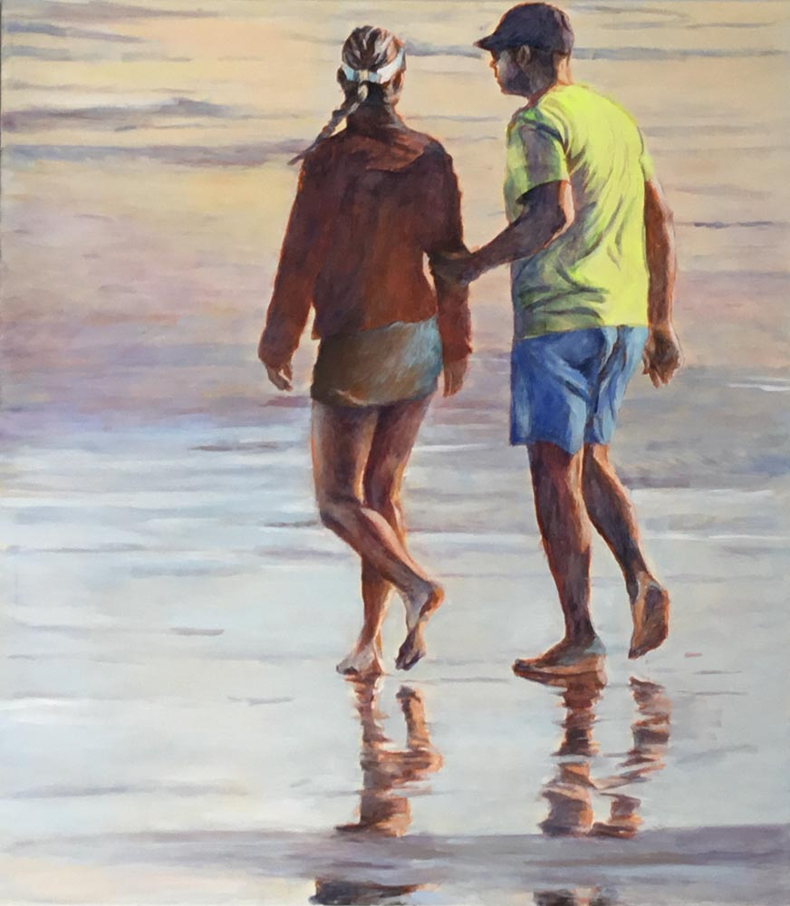 Mo Kilders - Strandgänger X