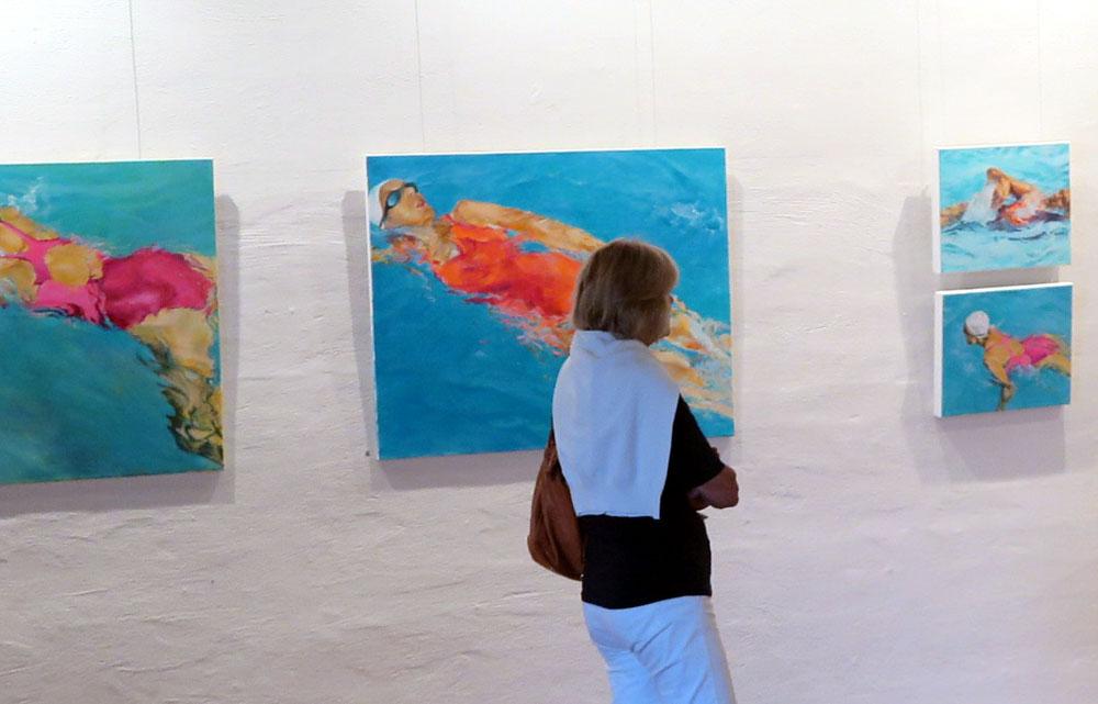 Ausstellung - In Bewegung 2018