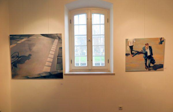 Ausstellung Unterwegs 2015