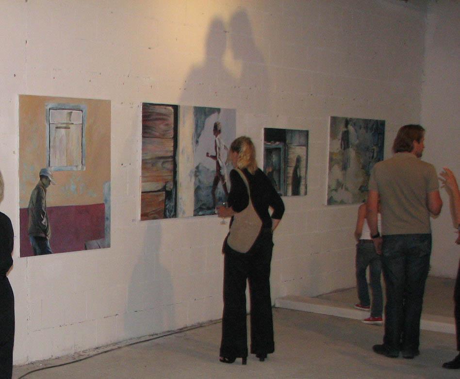 Menschen Schattenmenschen 2009
