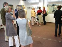 Mo Kilders Ausstellung Momente 2008