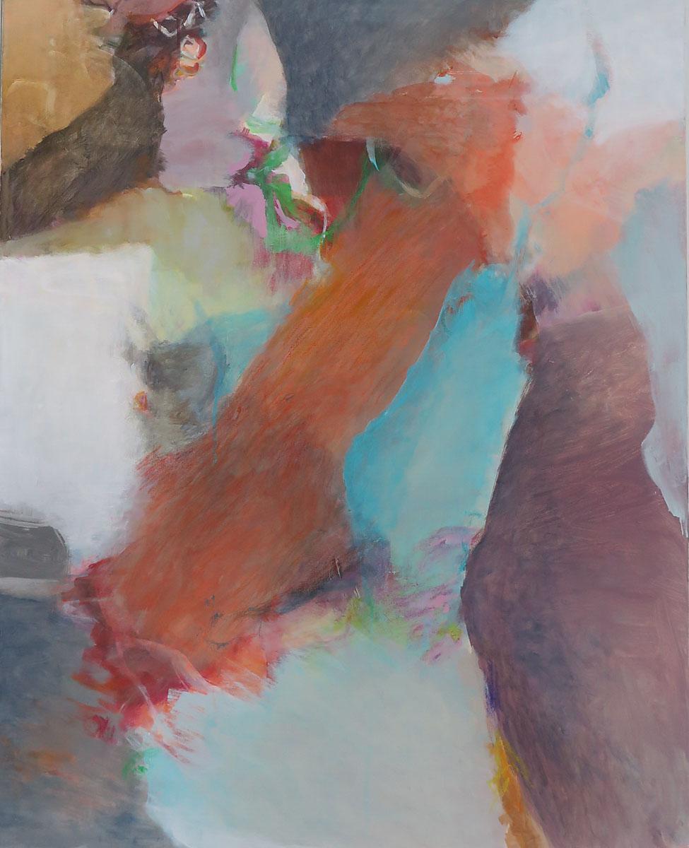 Mo Kilders Abstrakte Komposition 2019