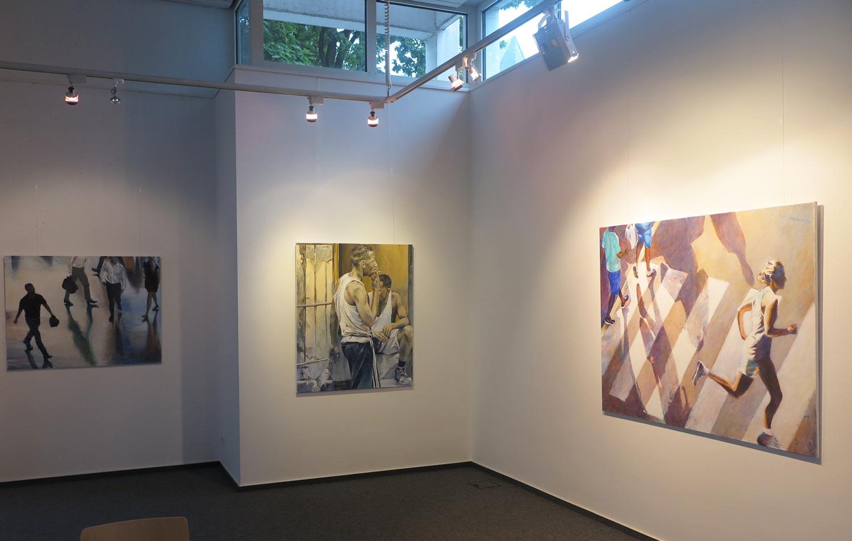 Mo Kilders Kunstraum Bad Honnef 2019