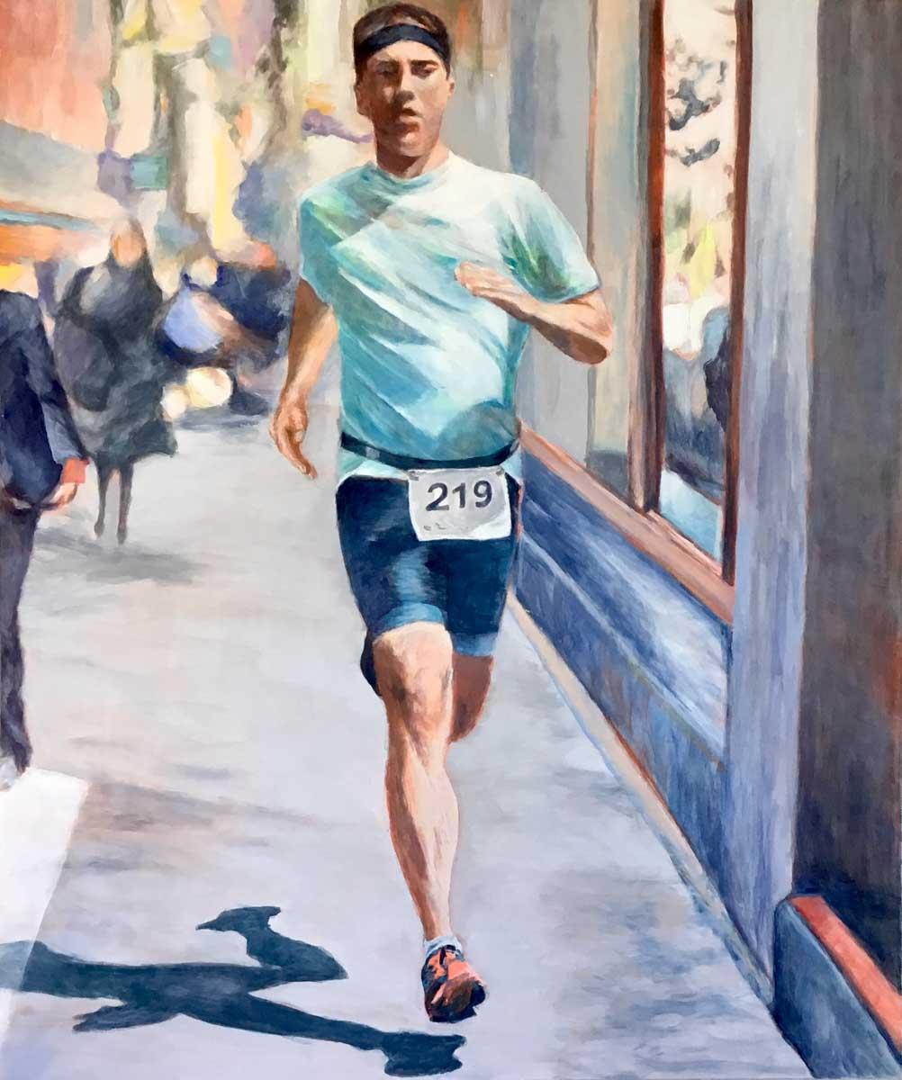 Mo Kilders Läufer