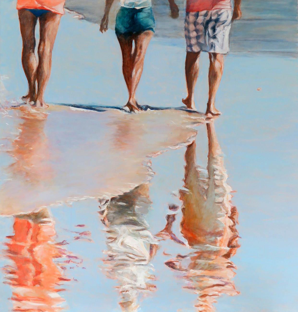 Beachwalkers II