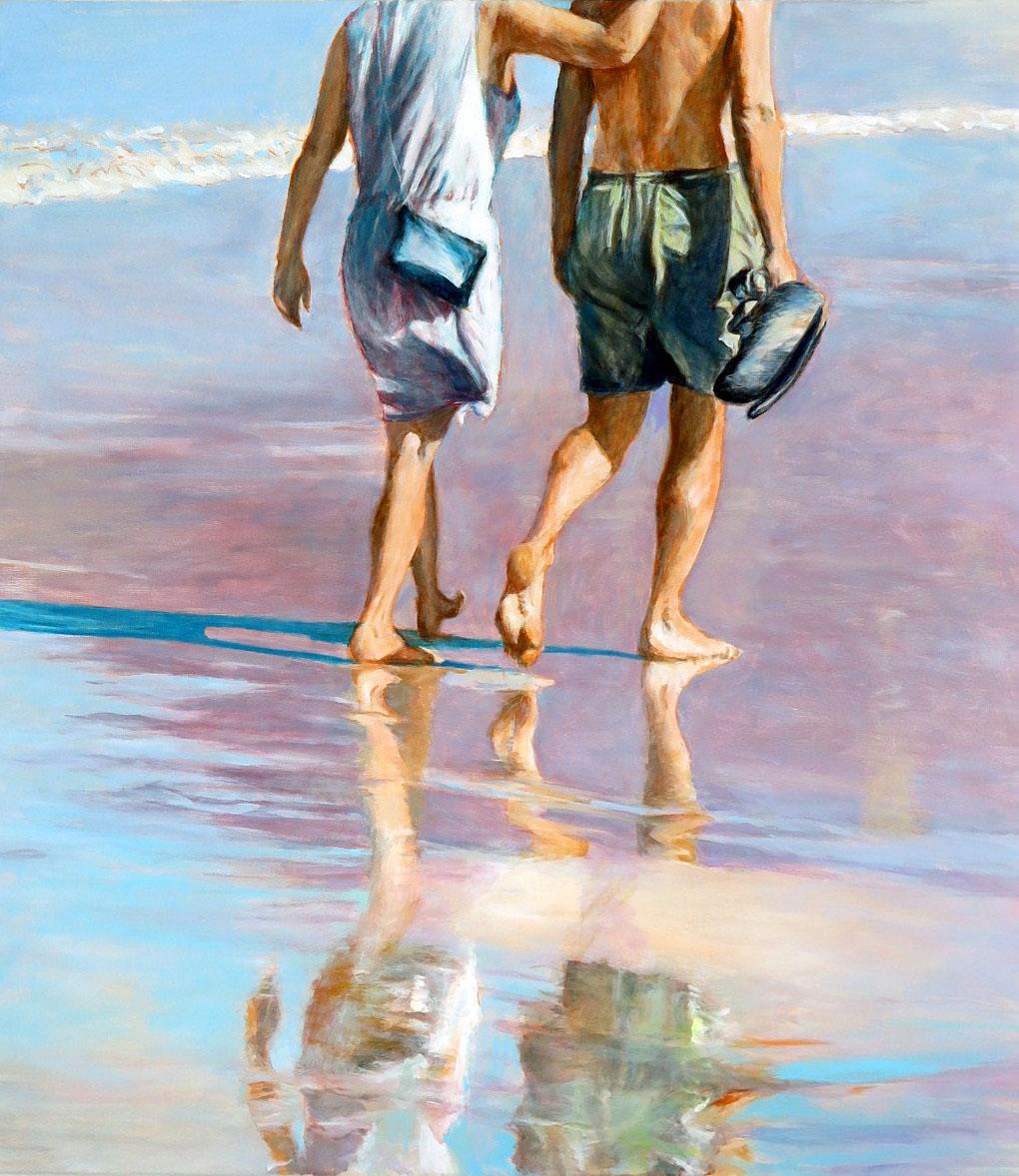 Beachwalkers IV