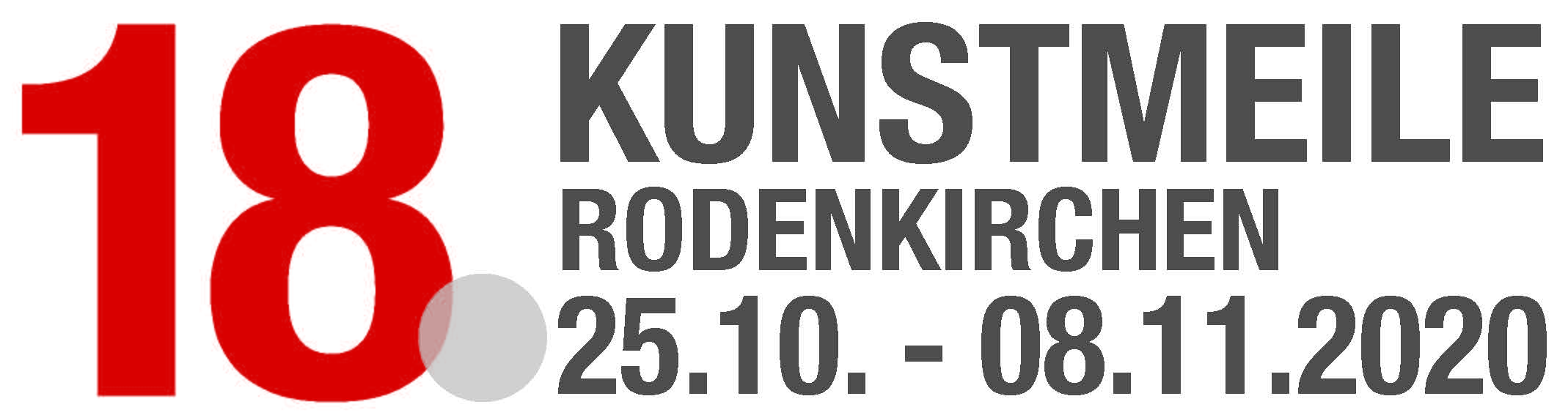 Kunstmeile Rodenkirchen 2020